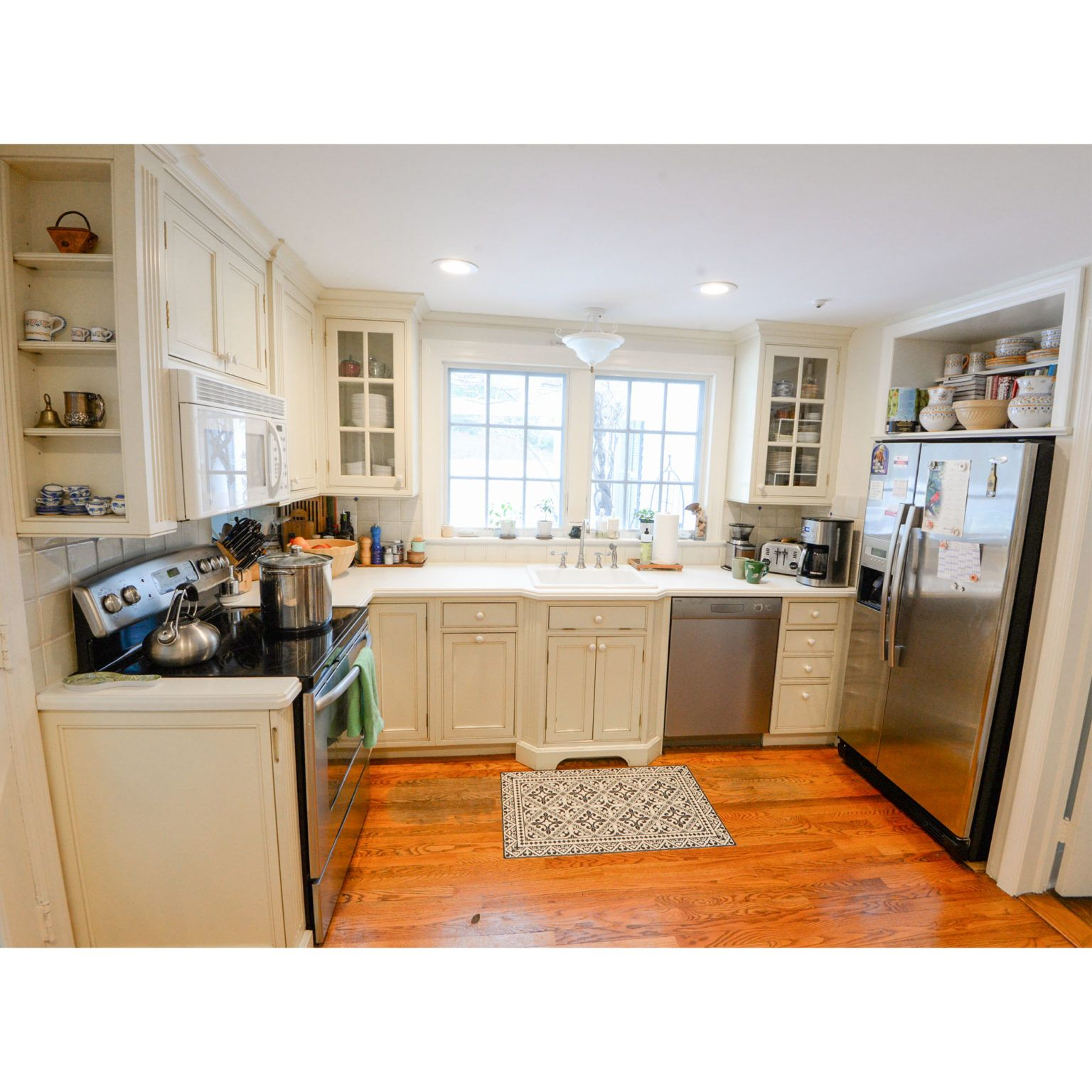 Westport Buttercream Inset Renovation Angel In 2020 Kitchen Tops Lexington Home Kitchen Projects