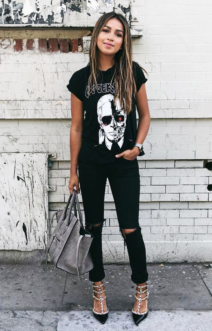 6dee1d0ec 10 Timeless Black Outfits Every Fashion Girl Should Own via ...