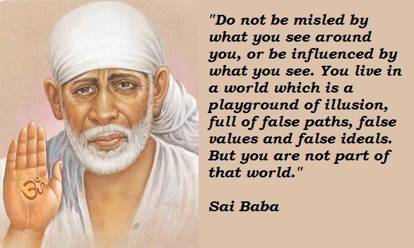 shirdi sai baba quotes online Google Search Truth