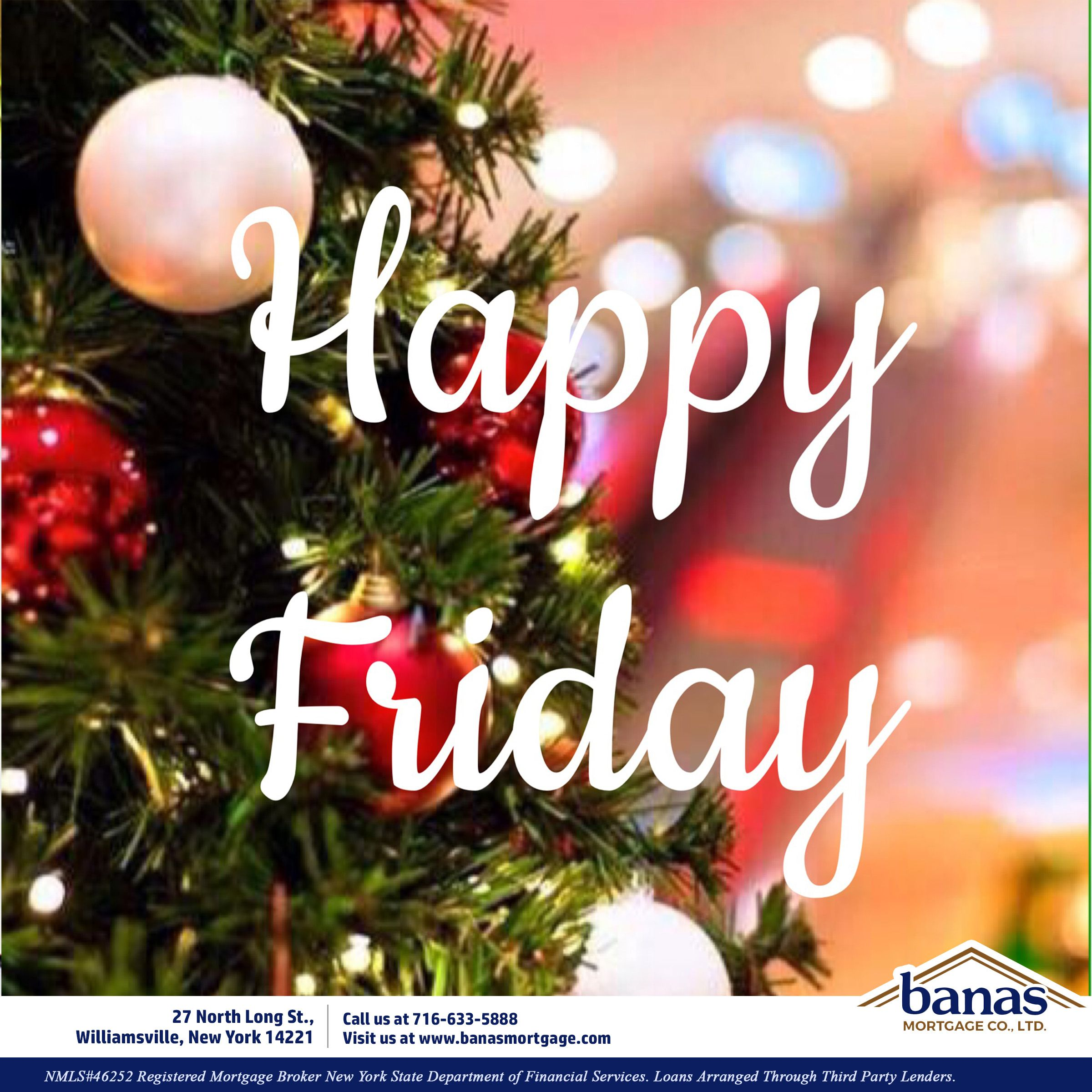 Friday Christmas Quotes: Happy Friday! It's Another Holiday Weekend Can You Believe