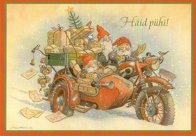 поздравление с рождеством на финском мун лунный