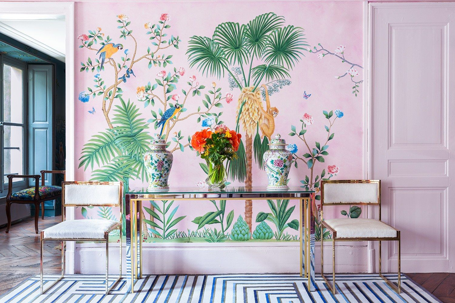 Carta Da Parati Ingresso this wallpaper collection may be the most beautiful thing