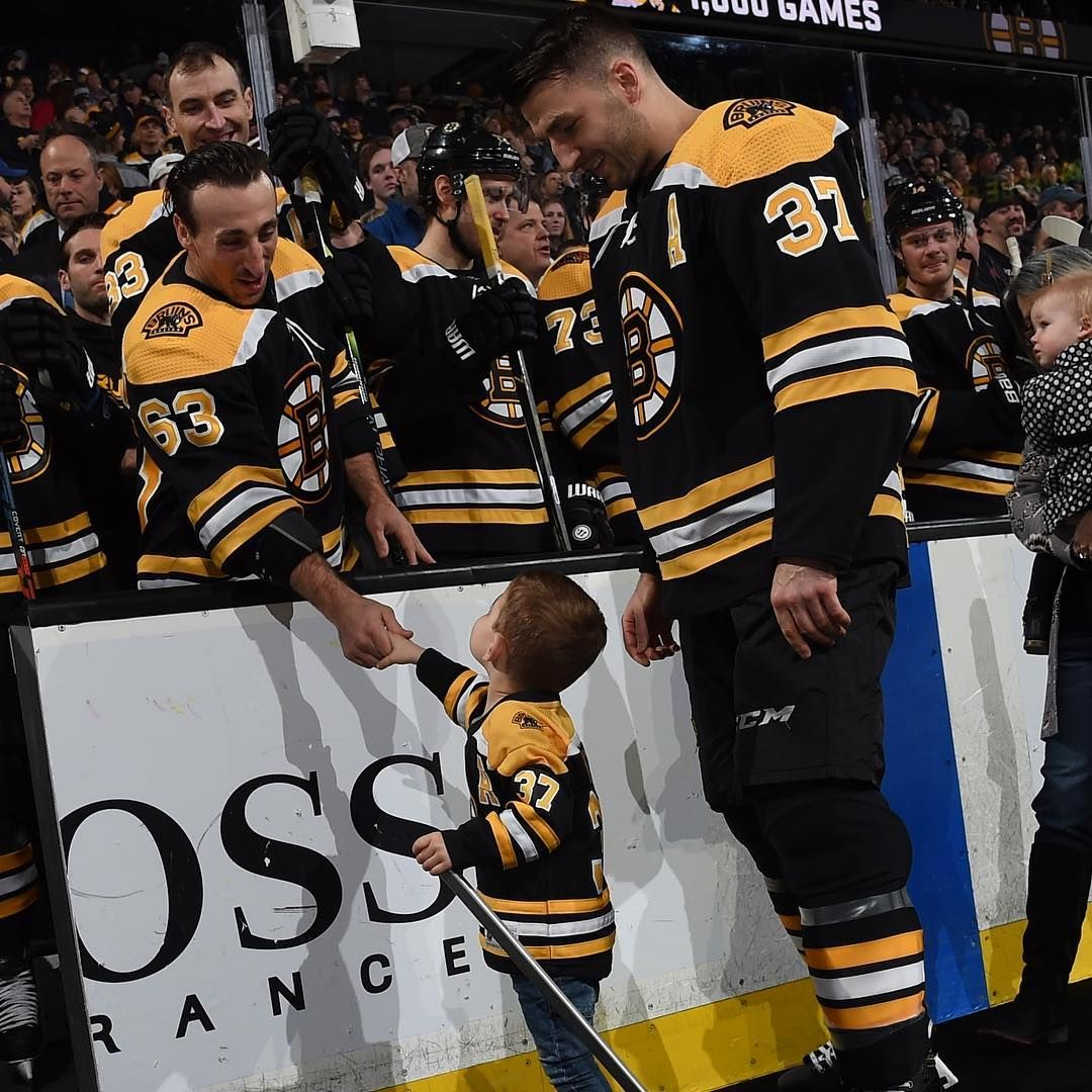Image may contain one or more people Boston bruins