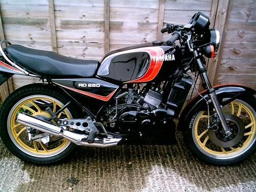 moto yamaha bike. yamaha rd250 #motorcycles #motorbikes #motocicletas moto bike