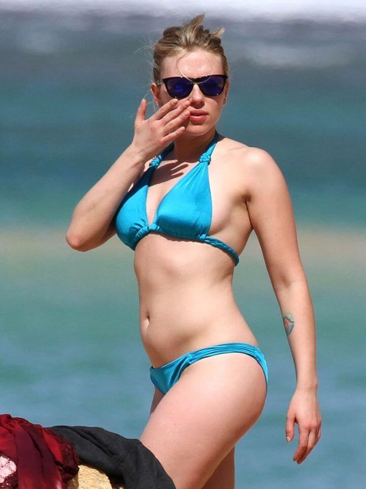 Scarlett Johansson in Bathing Suit | Scarlett Johansson ...