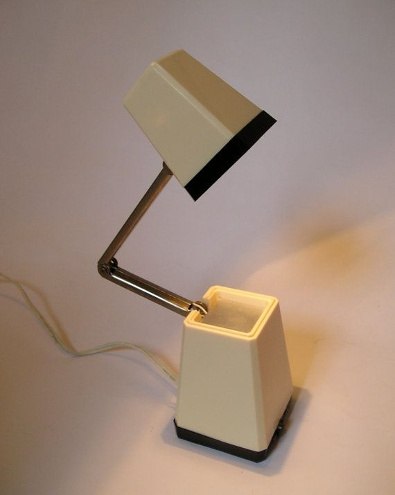 Vintage High Intensity Reading Lamp Folding / by AuntysTeeks