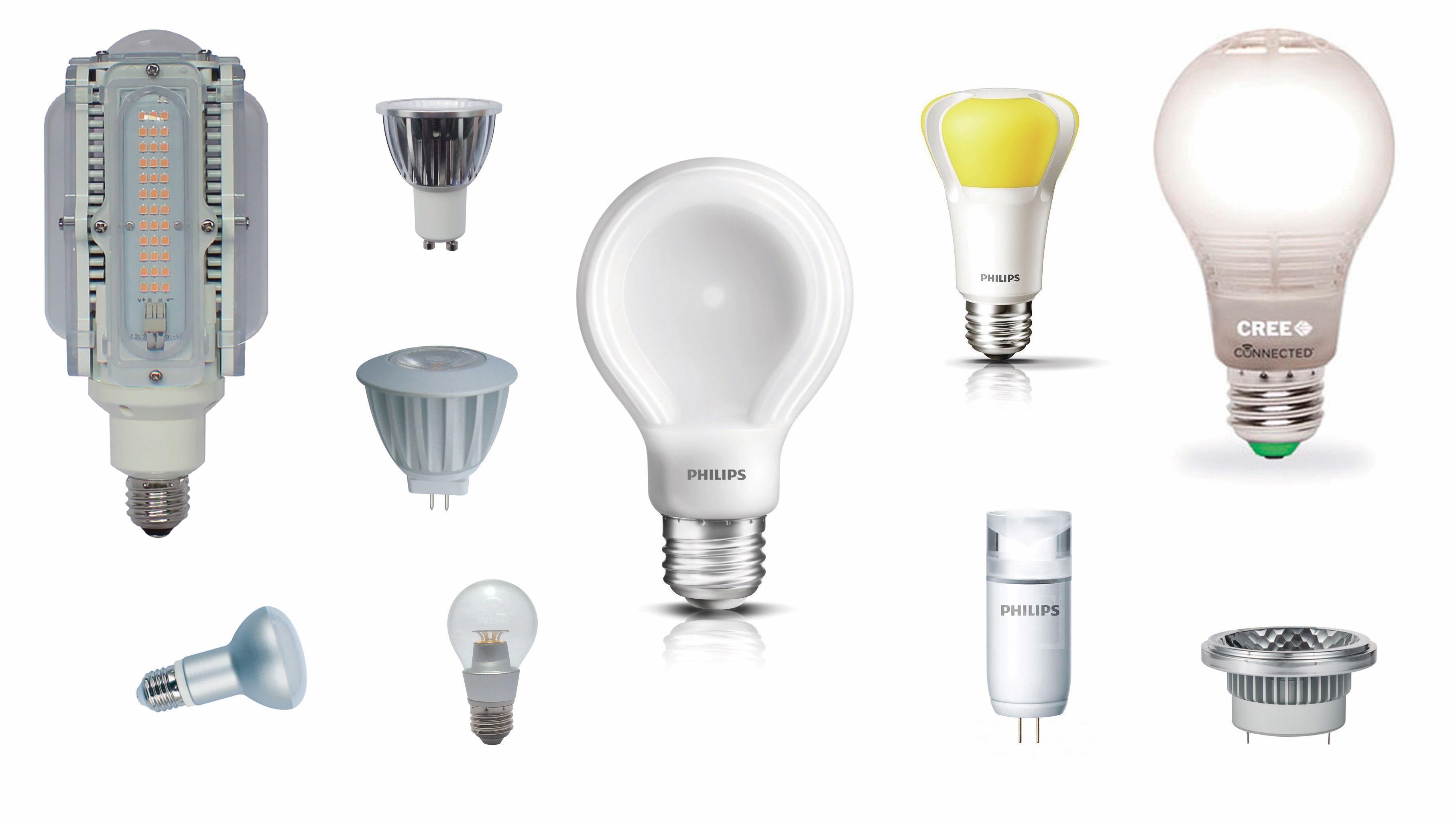 Det er tid til at sige farvel til dine gløde- og halogenpærer. LED pærer kan bruges til erstatning af gamle glødepærer eller sparepærer med godt resultat.   #Philips #GU10 #LED #ledlys #Denmark #ledsection