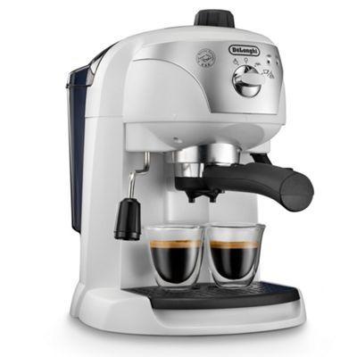 Delonghi Delonghi White Motivo Ecc220w Espresso Coffee