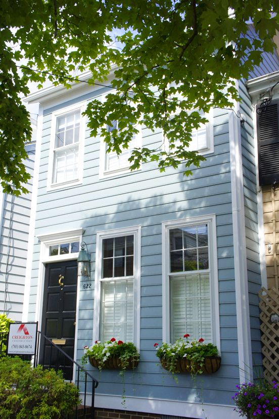 Possible option too not sure of i want a black navy or - Front door colors for blue house ...