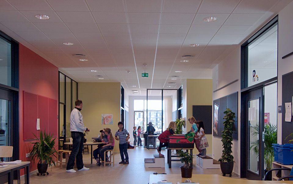 Nøhr & Sigsgaard   » Skolen på Islands Brygge