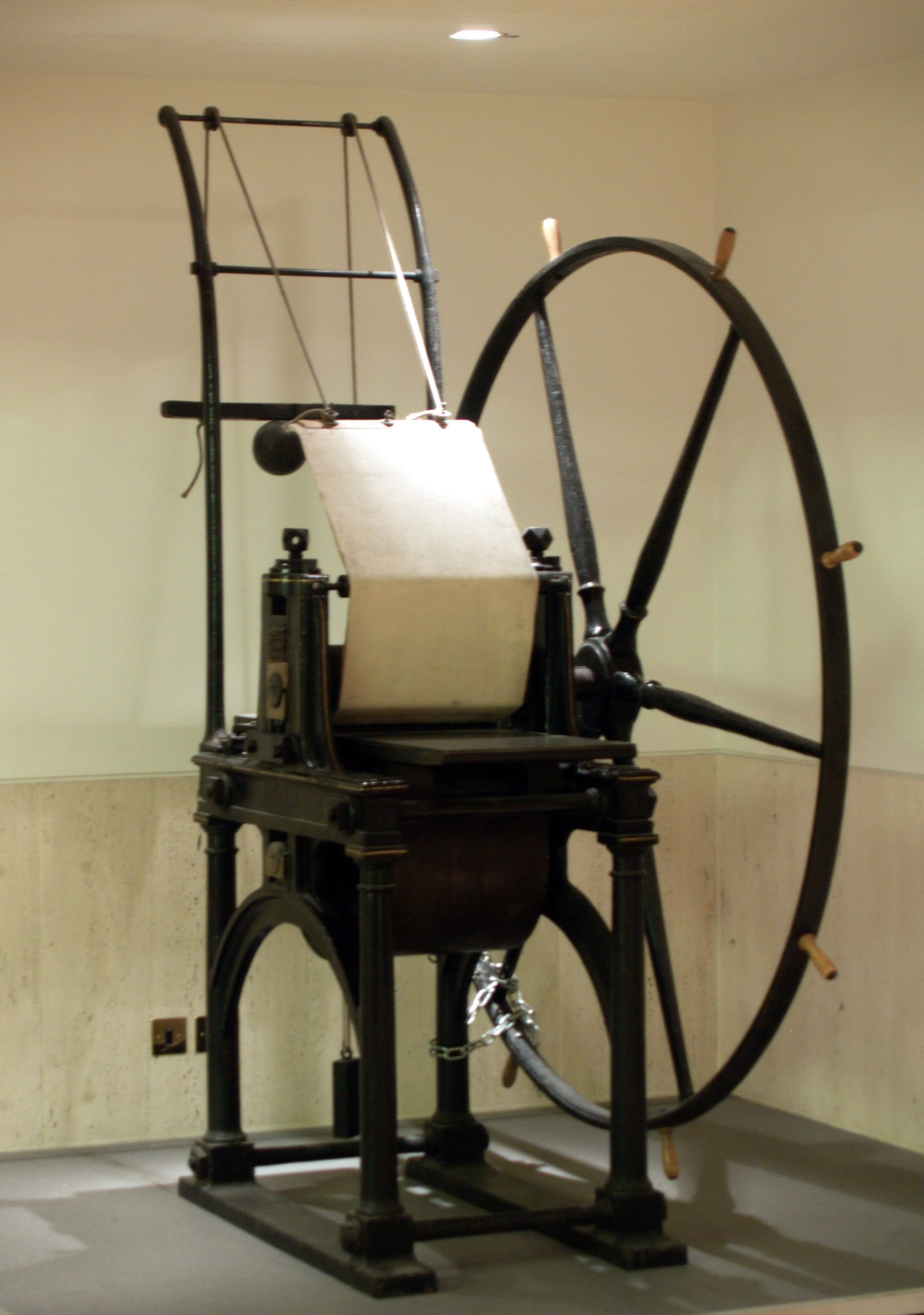 the jacob perkins press that printed the penny black and the 2d
