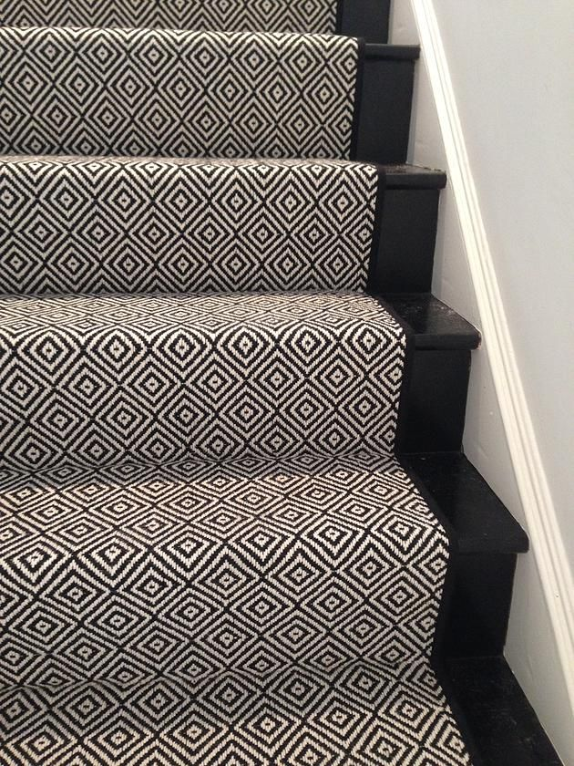 Best 25 Carpet Stair Runners Ideas On Pinterest: Look At This Beautiful Custom