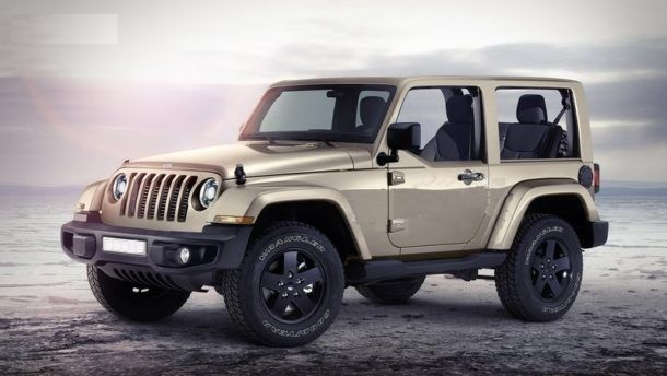 2018 Jeep Wrangler Release Date And Redesign