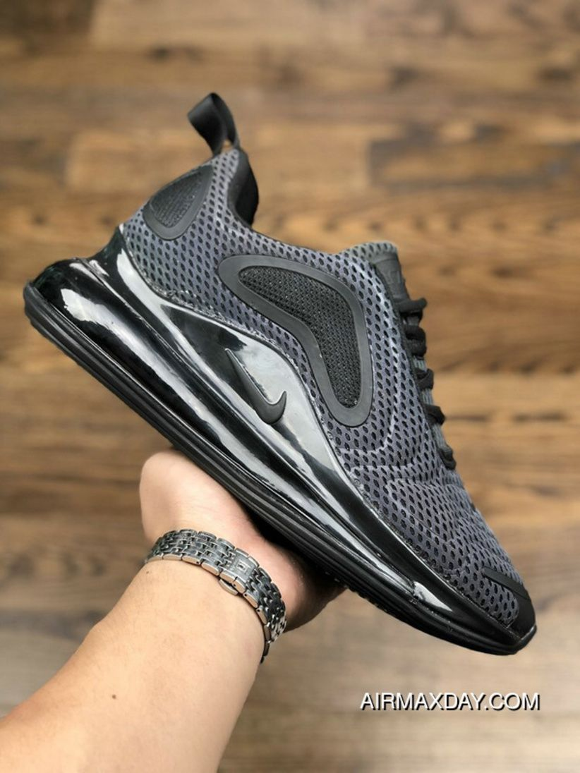 581d4234899 Nike Air Max 720 2019 Gradient Color Black Original Mens Running Shoes  Online