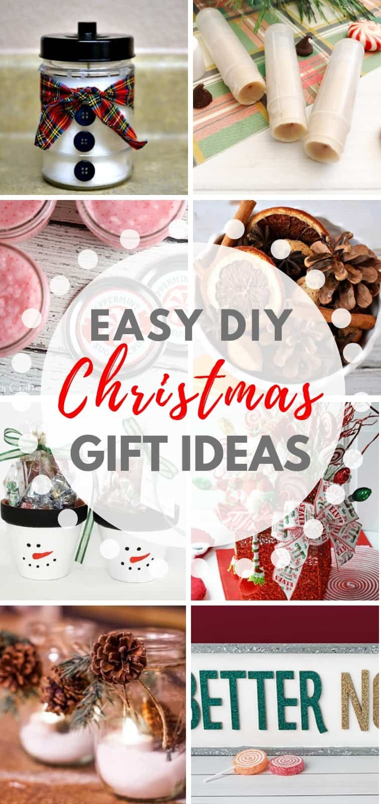 DIY Christmas Gifts People Will Love to Get - | DIY | Diy christmas ...