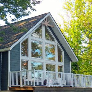 Linwood home package kit a wonderful retreat that makes a for Cottage packages manitoba