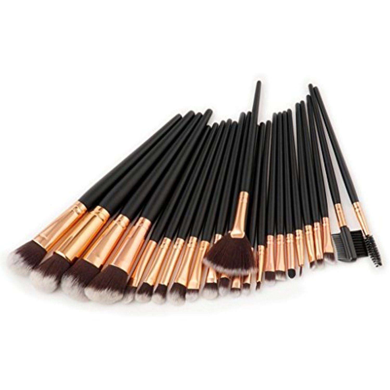 Nibito New 24Pcs Pencil Foundation Eye shadow Makeup
