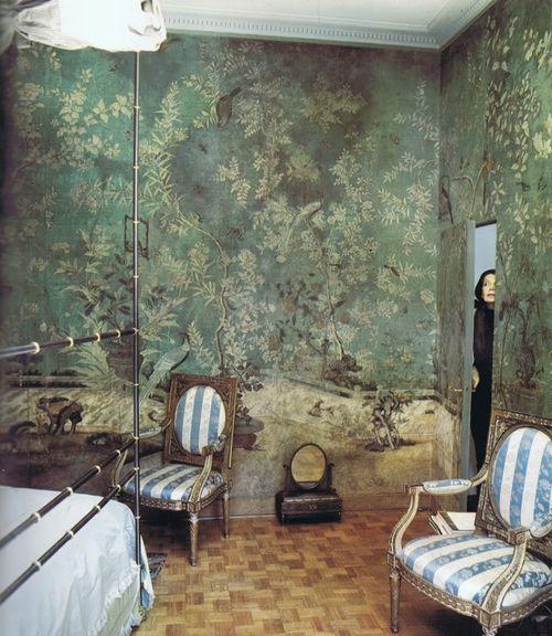 Einmalig schöne Tapeten Innenräume Pinterest Schöne - wandgestaltung mit tapeten