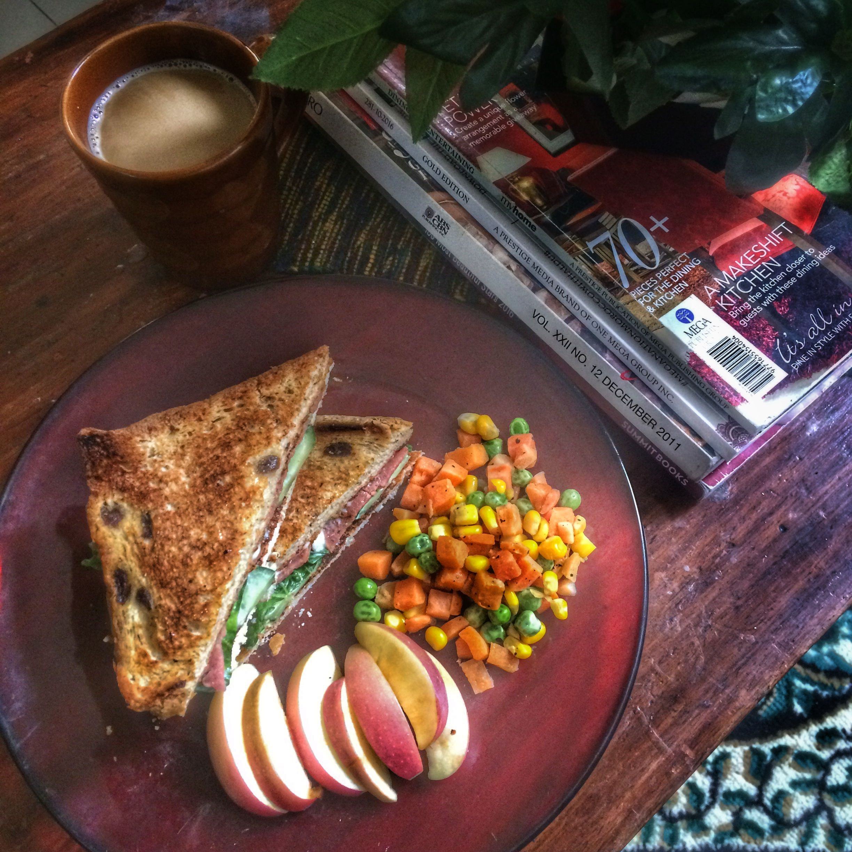 Breakfast food breakfast