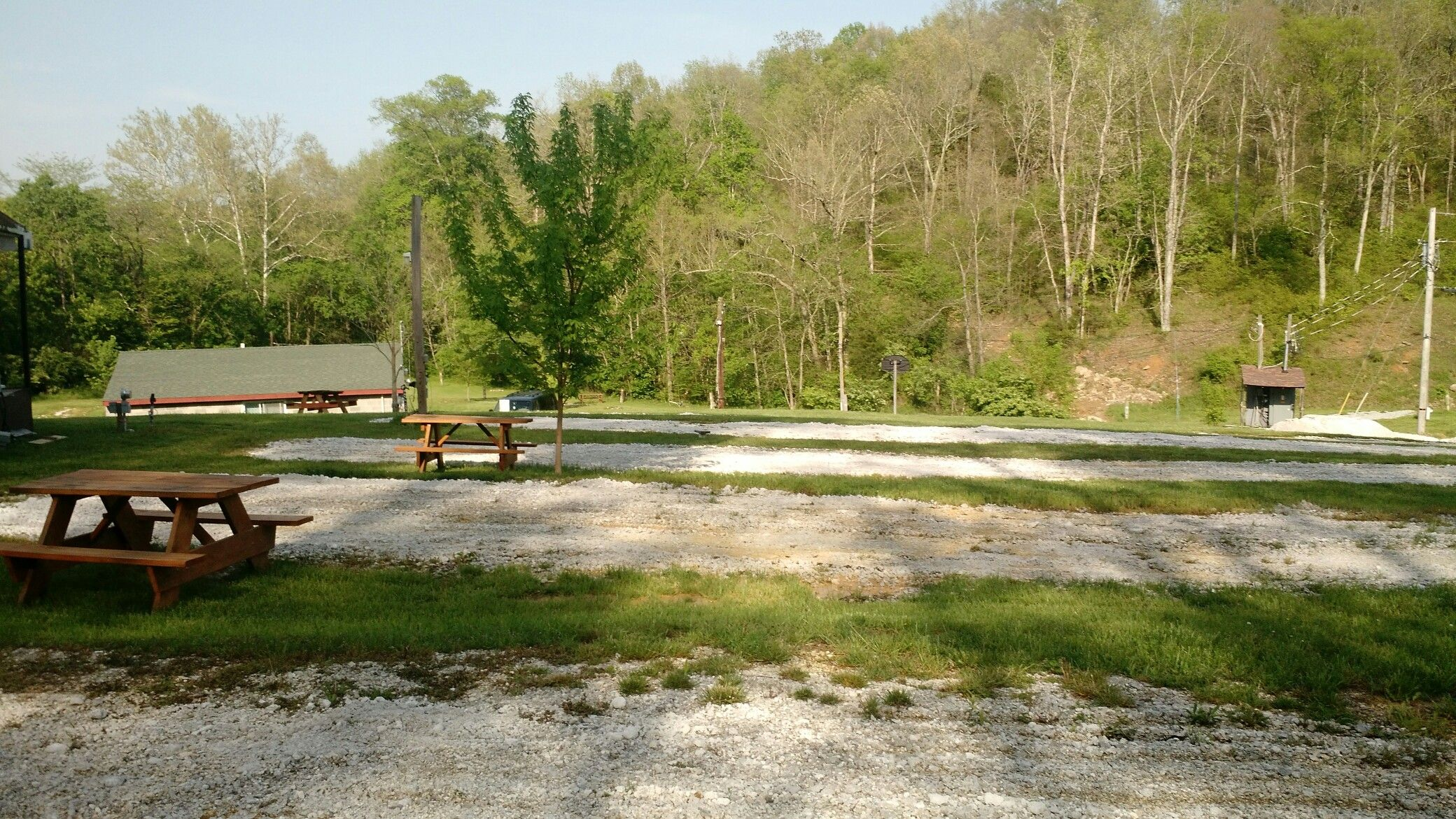 full hookup campgrounds in ky