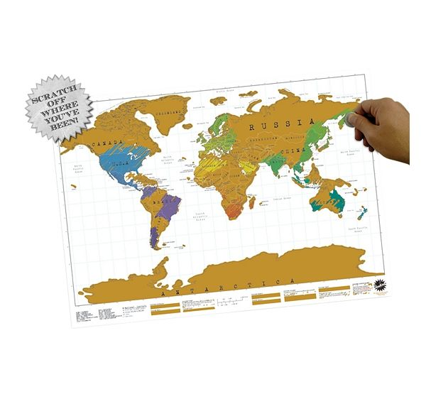 Awesome I want one for everyone Scratch Map 1495 from John