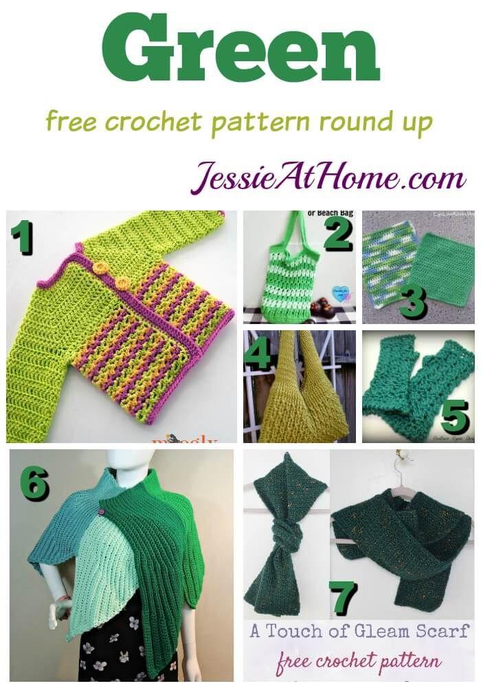 Crochet in Green   Vestidos para niños, Para niños y Vestiditos