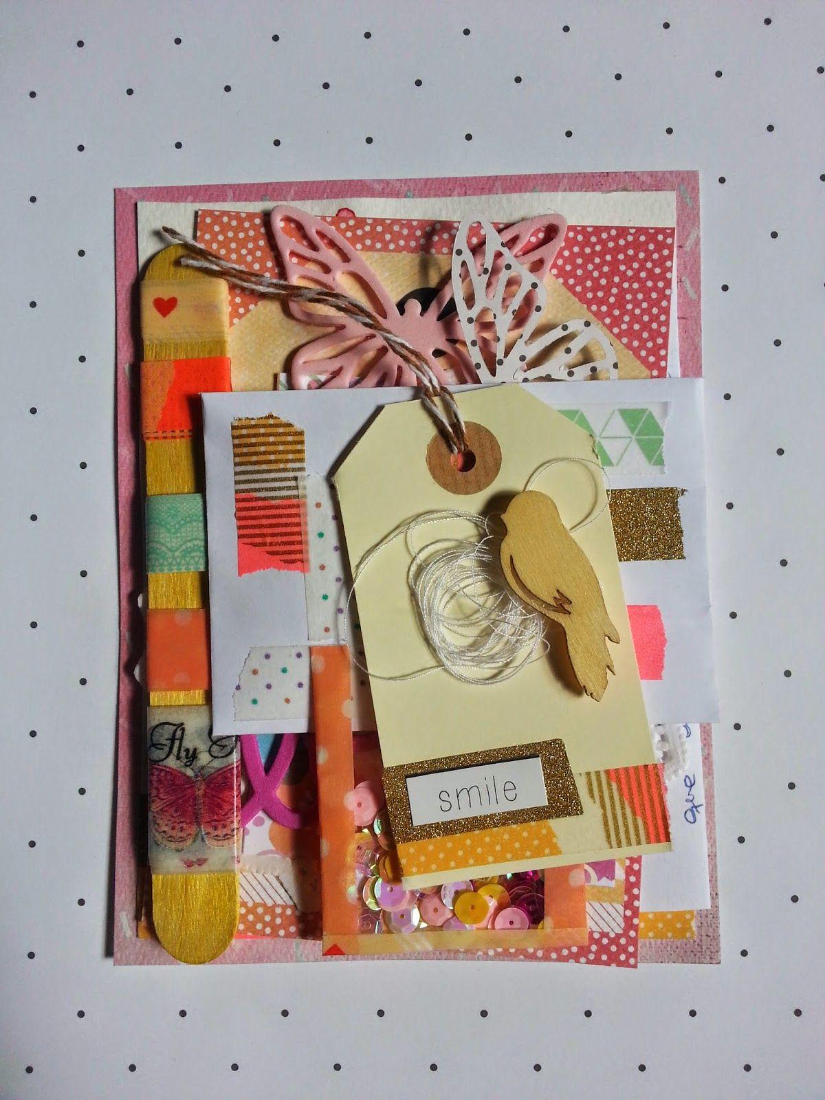 Diario de Loneta: correo primavera rosa