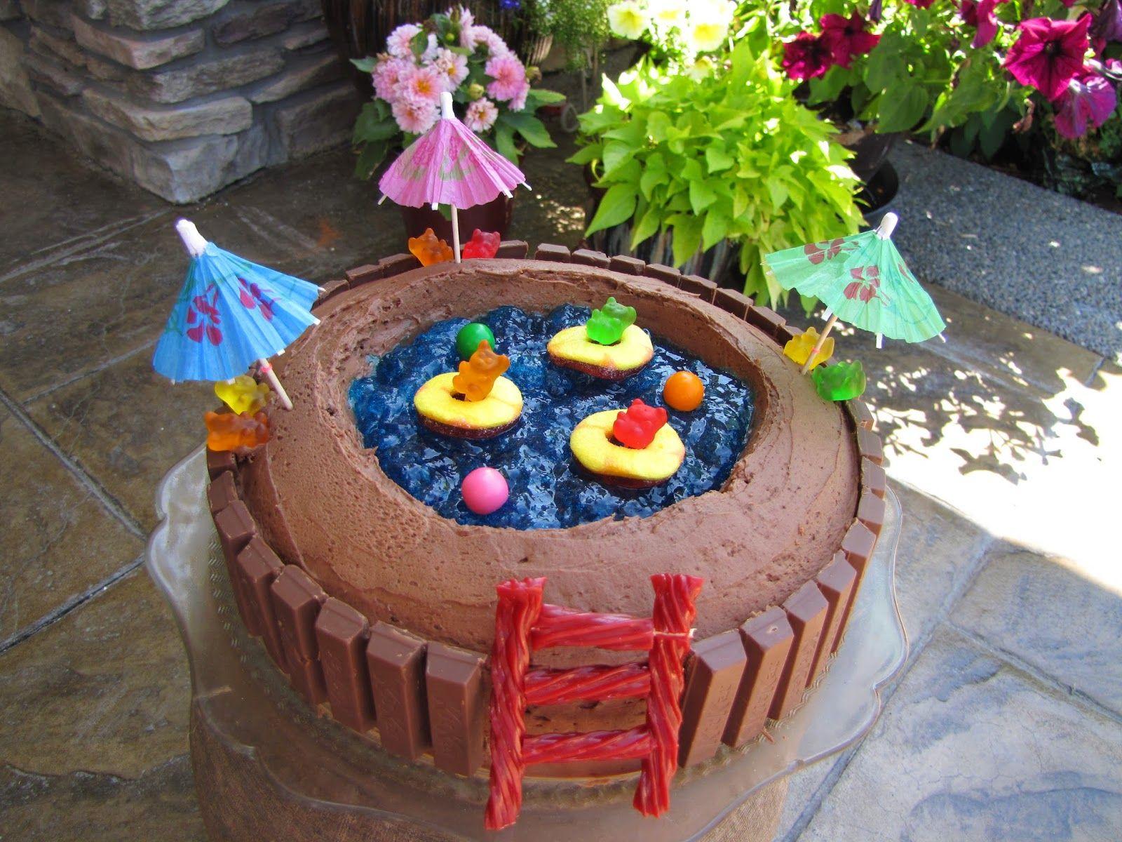 Mennonite Girls Can Cook Swimming Pool Cake Swimming