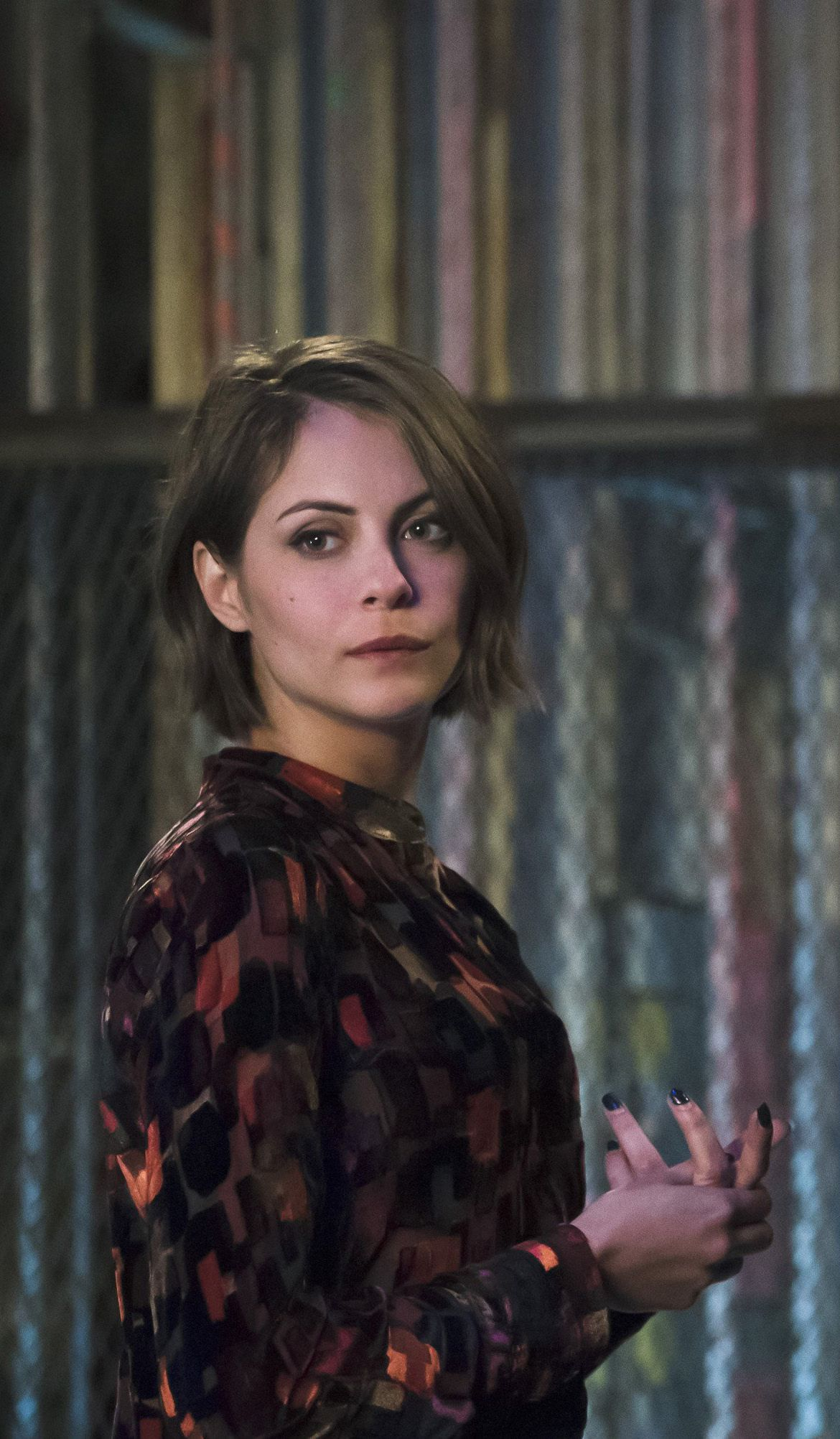 arrow 4x14 - thea queen hd