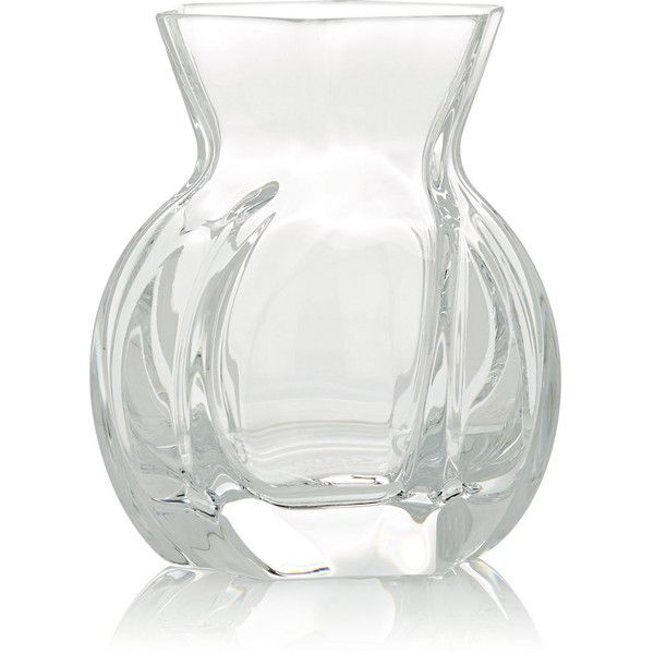 Baccarat Corolle Crystal Vase 355 Aud Liked On Polyvore