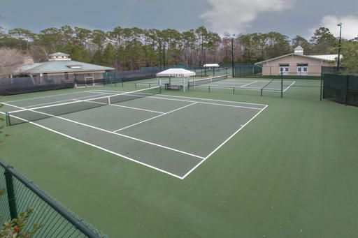 Beautiful #tennis #court
