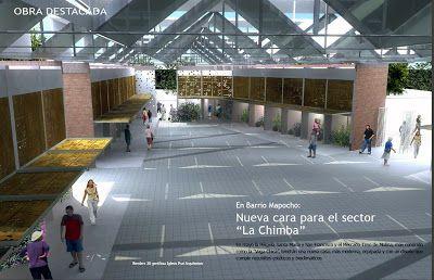 Arquitectura Arte Y Patrimonio Proyecto Mercado De