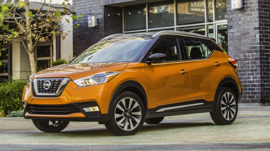 The New Nissan Kicks Nissan Juke