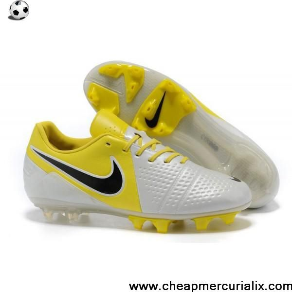 805534402 Latest Listing Discount Nike CTR360 Maestri III FG - ACC Firm Grounds White  Yellow Black Football Shoes For SaleFootball Boots For Sale