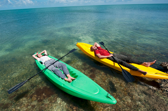 Explore Amazing Key West and the Florida Keys - kayaking