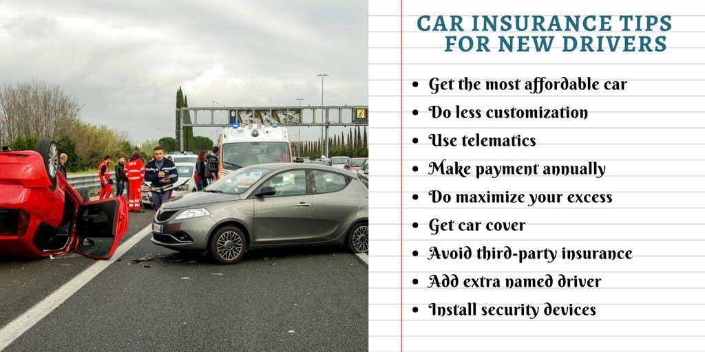 Top Car Insurance Tips For New Drivers Car Insurance Tips Car