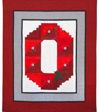 Ohio State Quilt Pattern Free | the ohio state university quilt ... : ohio state quilt kits - Adamdwight.com