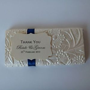 Personalised Wedding Chocolate Bars Google Search