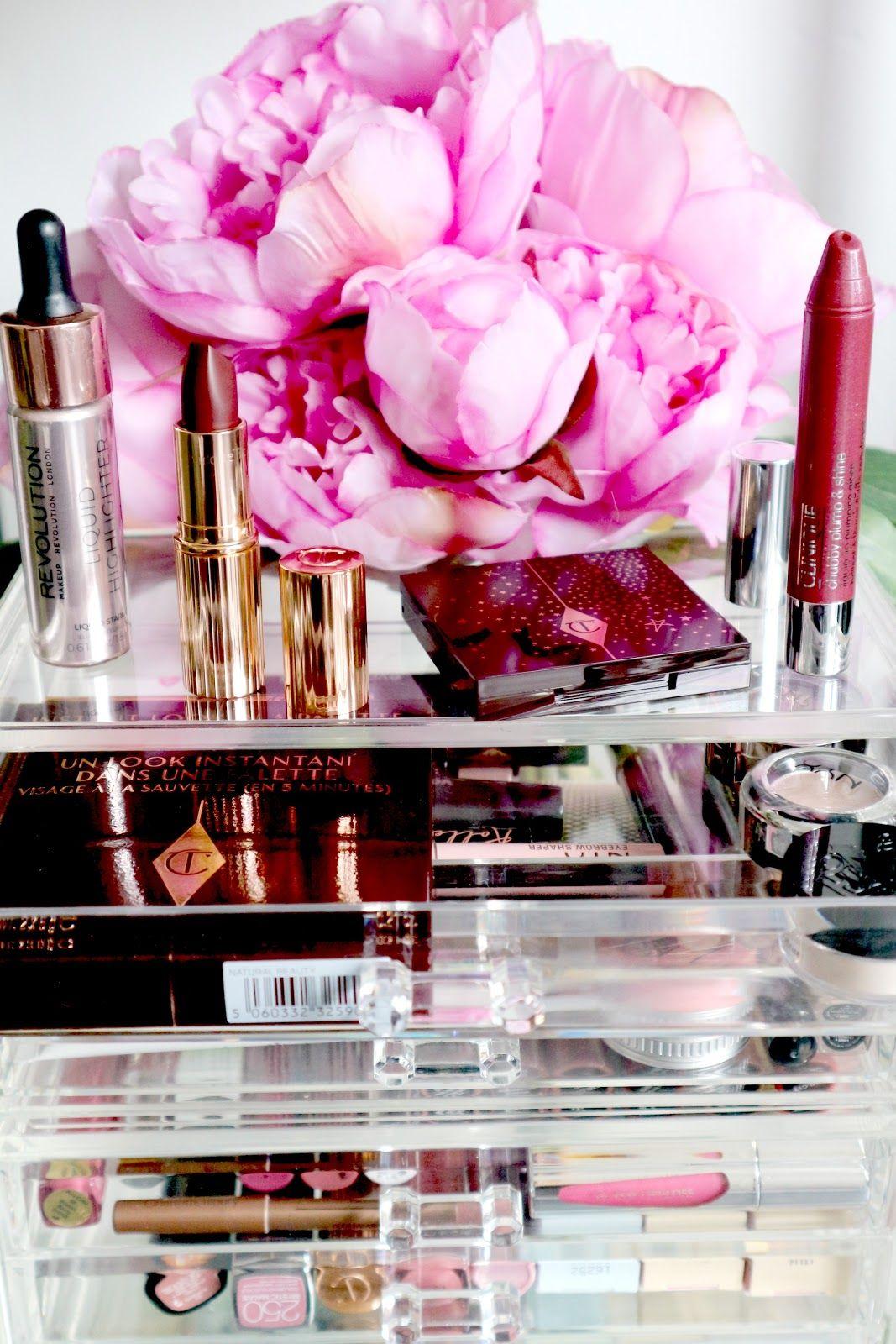 Organising My Makeup Collection My makeup collection