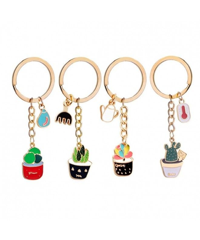 These magical succulent cactus pot key chains are a must when it comes to  any themed parties. ☆Great for your keys 2d5d67ed05