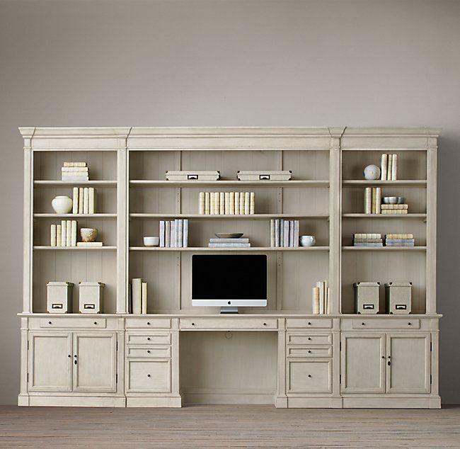 Found On Google From Restorationhardware Com Desk In Living Room Desk Home