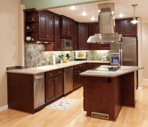 Kitchen Mahogany Kitchen Cabinets Kitchen Wood Flooring Kitchen Chimney Steel Kitchen Ceilin Beautiful Kitchen Cabinets Kitchen Cabinet Design Kitchen Interior