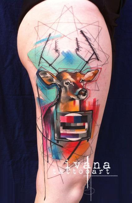 Ivana Tattoo Art Home Page Tattoo Portfolio Met Afbeeldingen