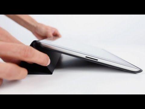 """""""Origami iPad Jacket de Incase. Es una funda original y que no usa el mismo sistema que las SmartCovers."""" /Vía: http://bit.ly/RFZJzh #fundas #ipad"""