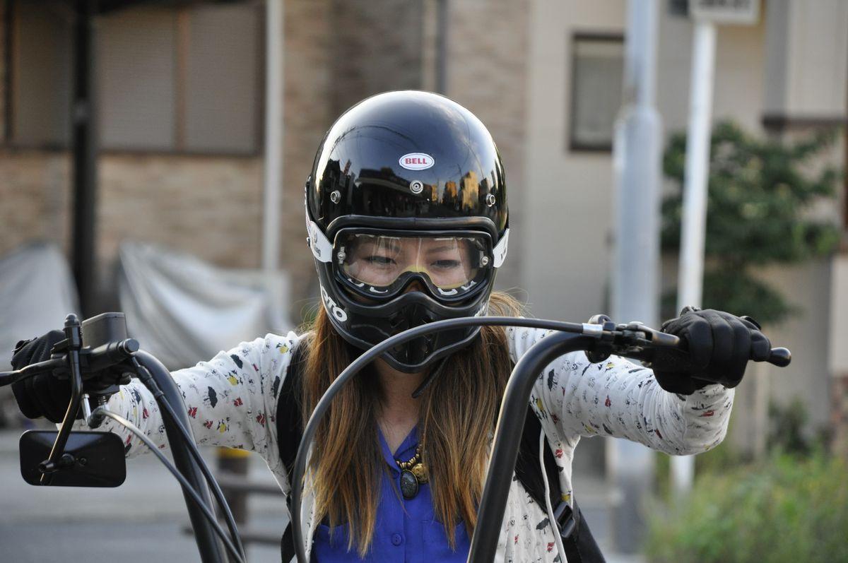 ボード バイク のピン