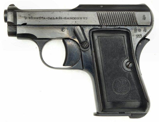 Beretta Model 418  25 ACP made in 1953 | Defenders of freedom | Guns