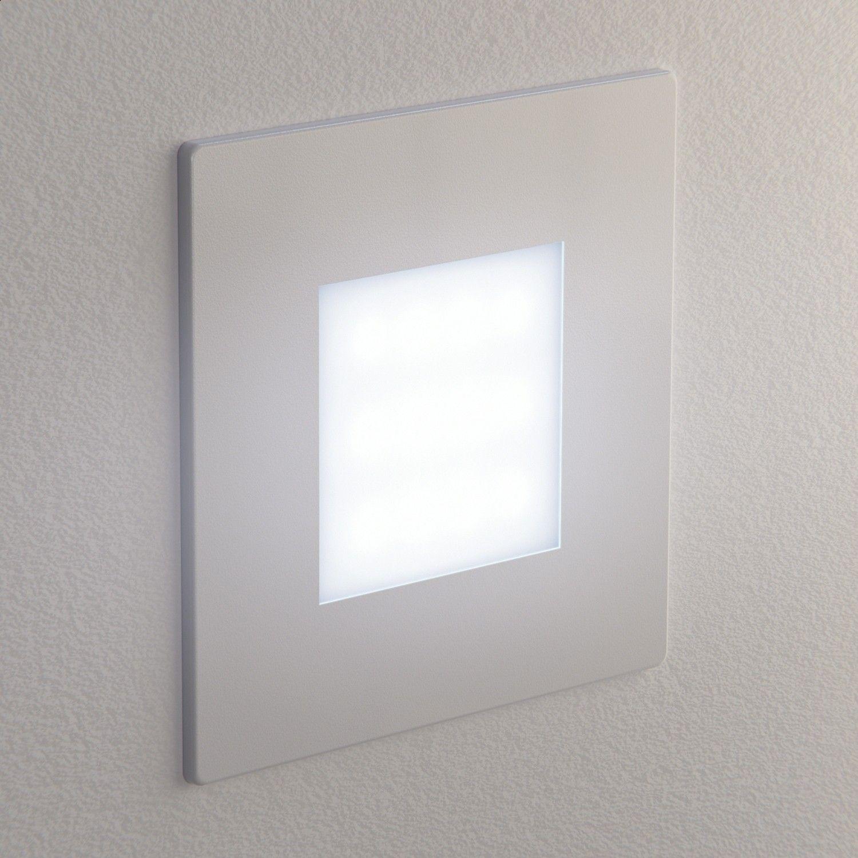 EinbauleuchteWeißEckig8 Wand Fex Led Licht 5x8 Treppen g7vmfy6IYb