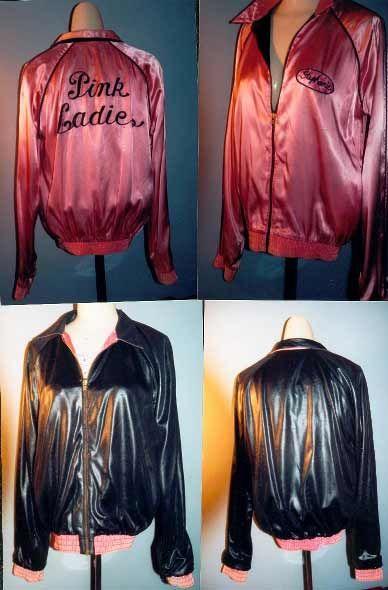 Grease 2 -- Stephanie Zinone Pink Ladies Jacket- have one f69cd6975d503