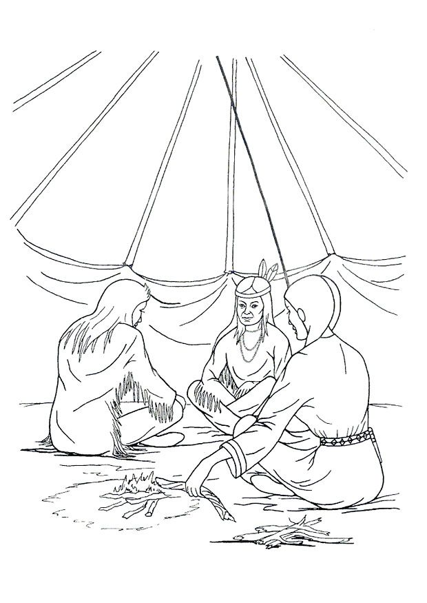 Trend American Girl Coloring Pages 99 Native American Coloring Sheet