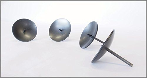kerzenhalter zum stecken mit dorn f r stumpenkerzen pulve kerzenhalter selber basteln. Black Bedroom Furniture Sets. Home Design Ideas
